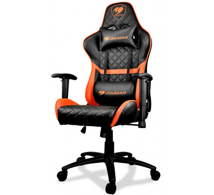 Cougar Armor ONE Black-Orange
