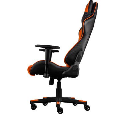 ThunderX3 TGC22 черно-оранжевое