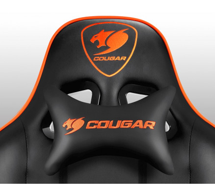 Cougar Armor Orange