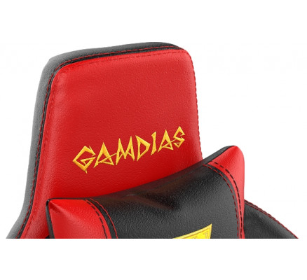 GAMDIAS HERCULES M1 красно-черное
