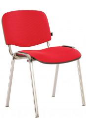BRABIX Iso CF-001 ткань красная