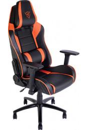 Кресло ThunderX3 TGC30 черно-оранжевое