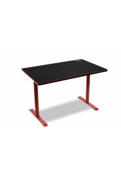 Arozzi Arena Leggero Gaming Desk — Red