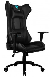 ThunderX3 UC5 Black-Cyan AIR, с подсветкой 7 цветов