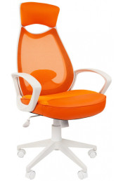 CHAIRMAN 840 WHITE-ORANGE