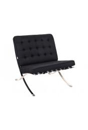 Everprof Barcelona-1 Fabric Black