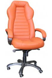 Идея Silver кожа оранжевая
